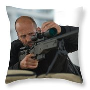 Mechanic Resurrection Throw Pillow