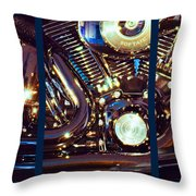 Mechanism Throw Pillow