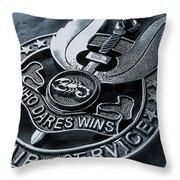 Medal Throw Pillow