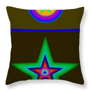 Medal Throw Pillow
