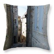 Medieval Way Throw Pillow