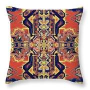 Meditation # 4 Throw Pillow