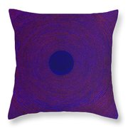 Meditation 1 Throw Pillow