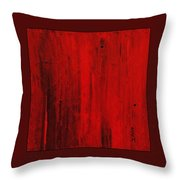 Meditation Number Twenty Throw Pillow