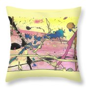 Meditations And Love Letters #15059 Throw Pillow