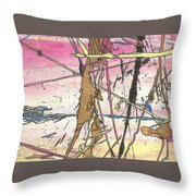 Meditations And Love Letters #15062 Throw Pillow