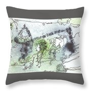 Meditations And Love Letters #15083 Throw Pillow