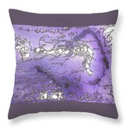Meditations And Love Letters #15084 Throw Pillow