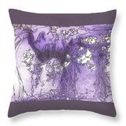 Meditations And Love Letters #15085 Throw Pillow