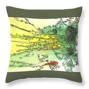Meditations And Love Letters #15119 Throw Pillow