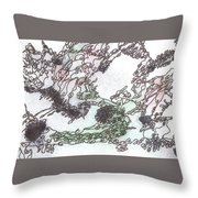 Meditations And Love Letters #15128 Throw Pillow