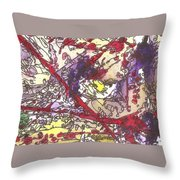Meditations And Love Letters #15129 Throw Pillow