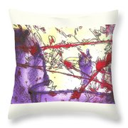 Meditations And Love Letters #15132 Throw Pillow