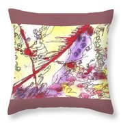 Meditations And Love Letters #15133 Throw Pillow