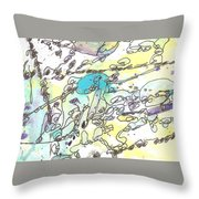 Meditations And Love Letters #15136 Throw Pillow