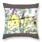 Meditations And Love Letters #15137 Throw Pillow
