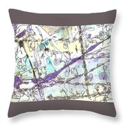 Meditations And Love Letters #15138 Throw Pillow