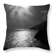 Mediterranean Light Throw Pillow
