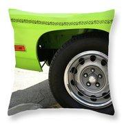 Meep Meep 440 Throw Pillow by Gordon Dean II