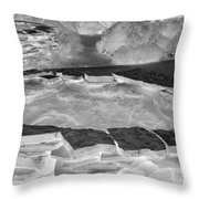 Meet Me At The Well Throw Pillow