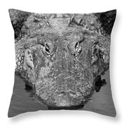Meet Me For Lunch Throw Pillow