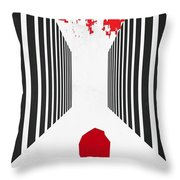 Meet  The Unknown Throw Pillow