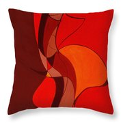 Meeting In The Middle 2009 Throw Pillow