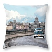 Meeting Of Lovers Throw Pillow