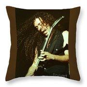 Megadeath 93-marty-0372 Throw Pillow