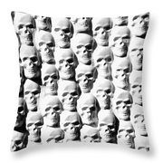 Melancholic Journey 2 Throw Pillow