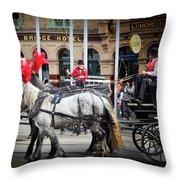 Melbourne Throw Pillow