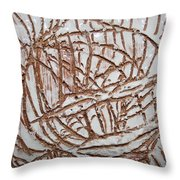 Mellow - Tile Throw Pillow