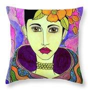 Melora Throw Pillow