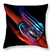 Melt My Heart Throw Pillow
