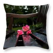 Memmory... Throw Pillow