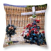 Memorial 1 Throw Pillow