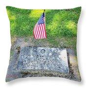 Memorial Day 2017-14 World War I  Throw Pillow