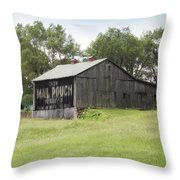 Memories Fading Throw Pillow