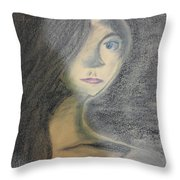 Memories From A Breathe  Throw Pillow