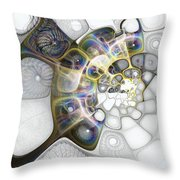 Memories II Throw Pillow
