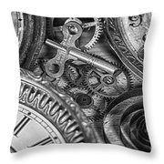 Memories In Time Throw Pillow