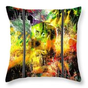 Memories Of Cats Past And Present Throw Pillow