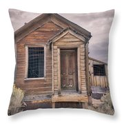 Memories Of Old - Faded Throw Pillow