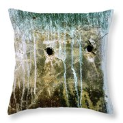 Memories Of The Future Throw Pillow