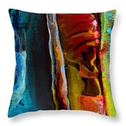 Memory From Africa 01 Throw Pillow