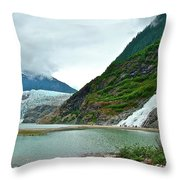 Mendenhall Throw Pillow