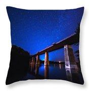 Menesetung Bridge Throw Pillow