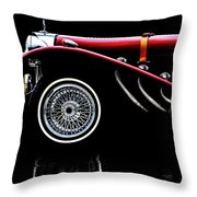 Mercedes Benz Ssk  Throw Pillow