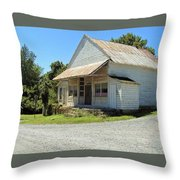 Merchant Is Out Throw Pillow