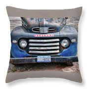 Mercury 2234 Throw Pillow